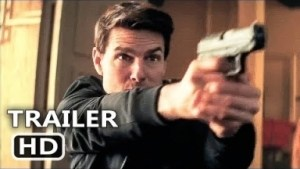 Video: Mission Impossible 6 International Teaser Trailer  (2018) Tom Cruise, Action Movie HD